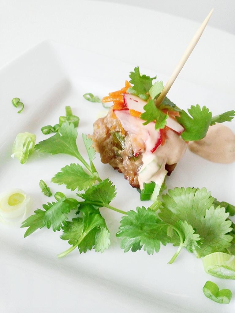 Banh Mi Meatball Photo